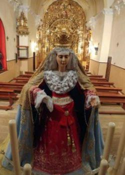 Domingo de Ramos - Rocio - Hdad. Rocío - Segovia