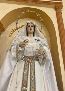 Jueves Santo - Rocío - Cofradia Cautivo y Rocío - Melilla