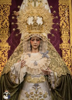 Lunes Santo - Rocío - Hdad. La Redecion - Sevilla