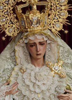 Sabado Santo - Rocío - Agrupación Tercera Caida - Sanlucar Barrameda